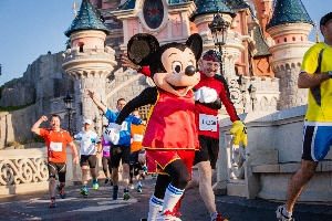 Preview: Disneyland - Halbmarathon