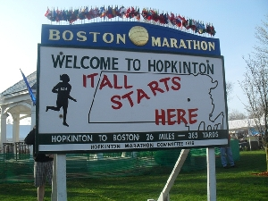 Preview: Boston - Marathon