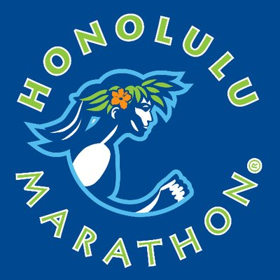 Logo Honolulu Marathon