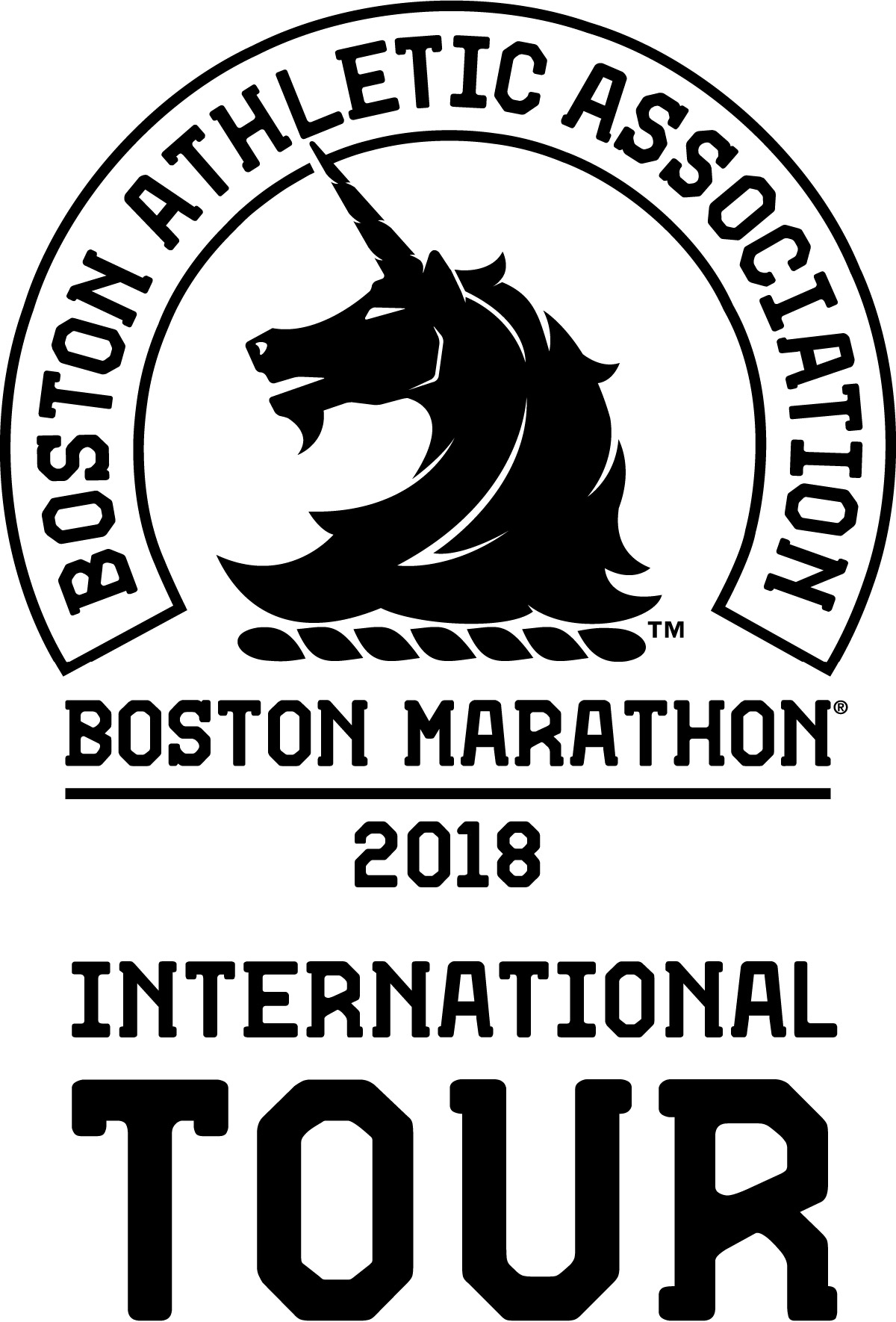 Logo Boston Marathon