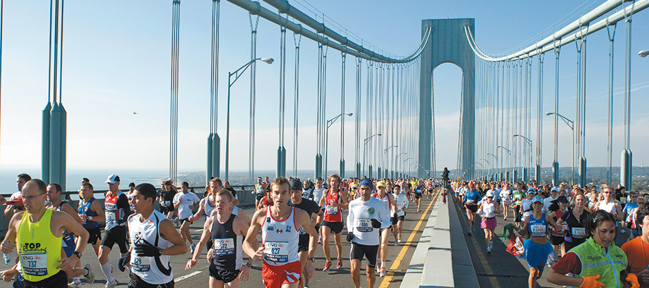Bild New York Marathon 2015